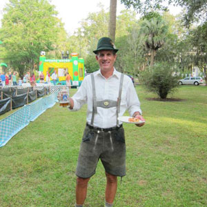 Oktoberfest in Savannah