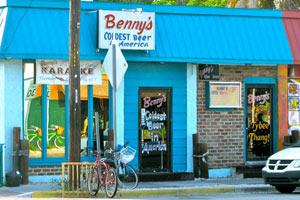 Bennys Tybee Tavern