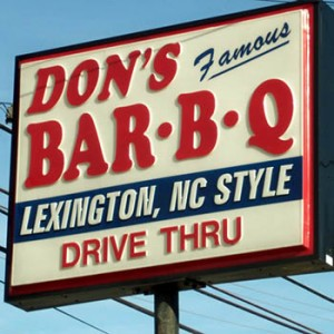 Don's Famous BBQ