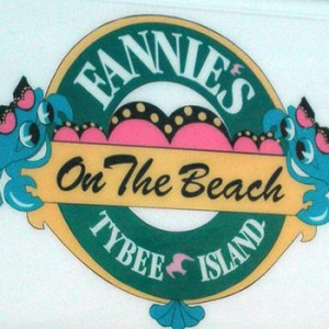 Fannies on the Beach