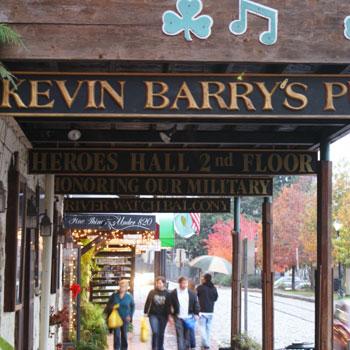 Kevin Barrys Pub