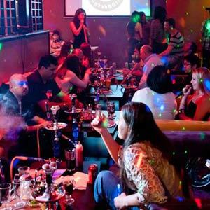 The Mirage Hookah Bar