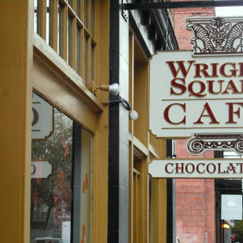Wright Square Cafe